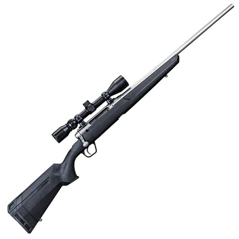 Savage-Arms Review Savage Arms Axis Xp Bolt-Action Rifle.