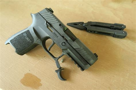 Sig-P320 Reviews Of Apex Flat Trigger For Sig P320.