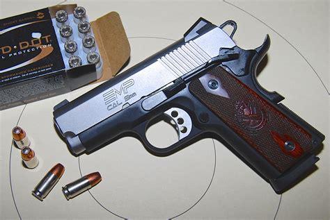 Vortex Reviews Of Springfield Armory 9mm Emp Pistol.