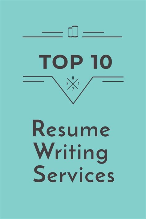 resume writing service prices reviews of the top five resume writing services