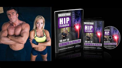 reviews of unlock your hip flexors program flea