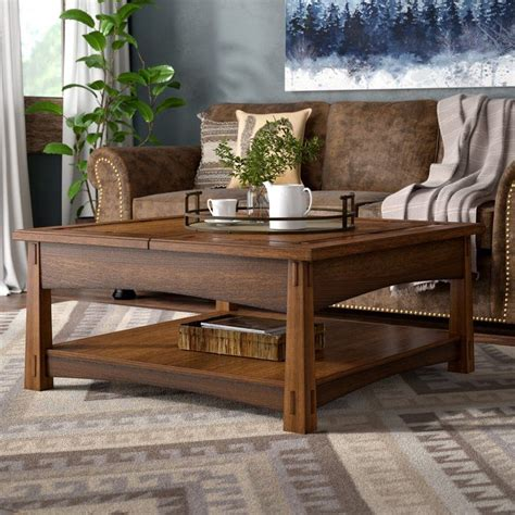 Rexford Lift Top Coffee Table