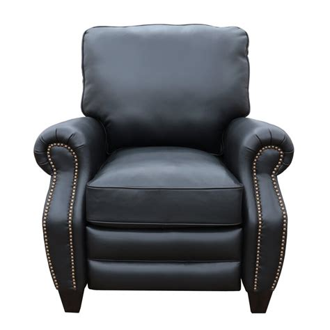 Reynold Leather Manual Recliner