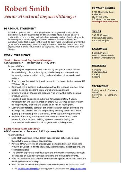 rf design engineer resume sample structural engineer resume sample two engineer resume - Rf Design Engineer Sample Resume
