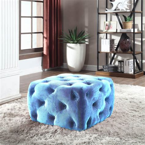 Richborough Cube Ottoman