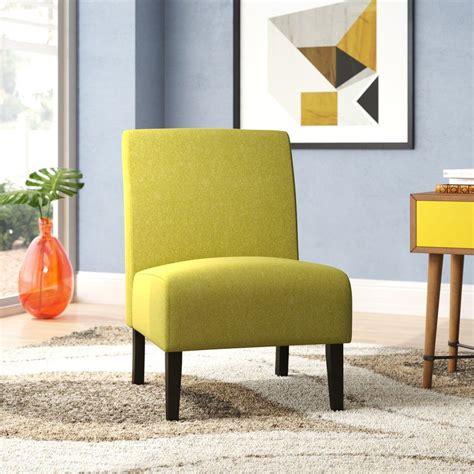 Rickey Citron Slipper Chair