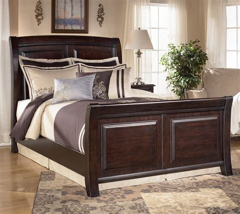 Ridgley Sleigh Headboard by Signature Design by Ashley
