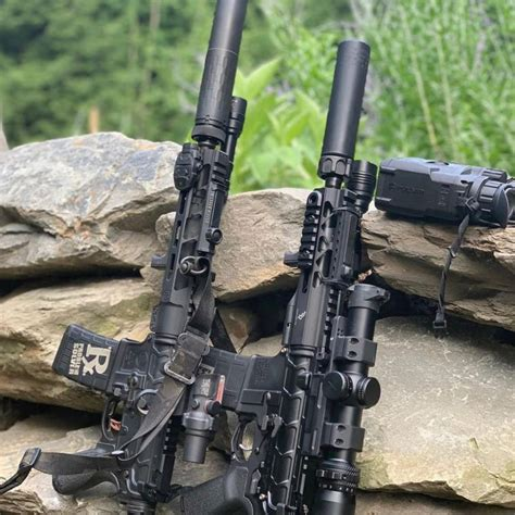 rifle parts and accessories