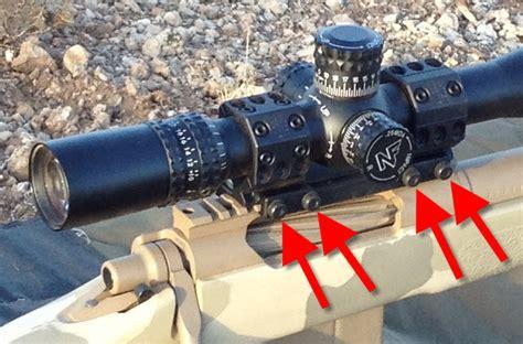 Rifle-Scopes Rifle Scope Base Screw Torque.