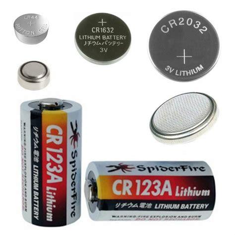Rifle-Scopes Rifle Scope Batteries.