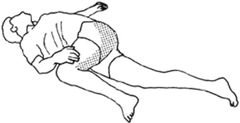 right side hip pain when stretching hamstring schiena dritta