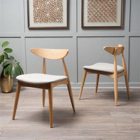 Rinehart Mid Century Modern Dining Chair (Set of 2)