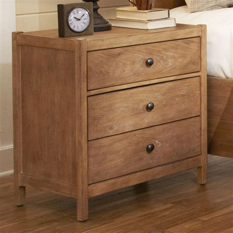 Rio Dell 2 Drawer Nightstand