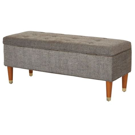 Rizer Upholstered Storage Bench