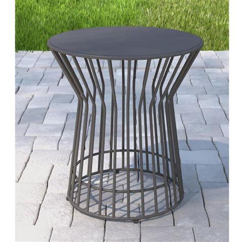 Roberta Metal Side Table