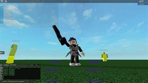 Gun-Builder Roblox Script Builder Gun.