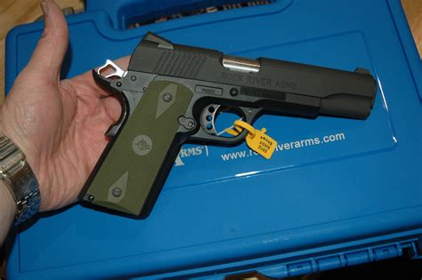 Rock-River-Arms Rock River Arms 1911 Poly For Sale.