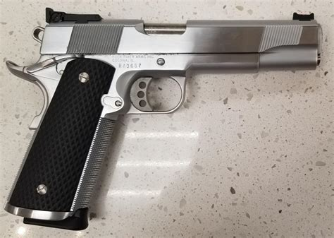 Rock-River-Arms Rock River Arms 1911 Stainless.