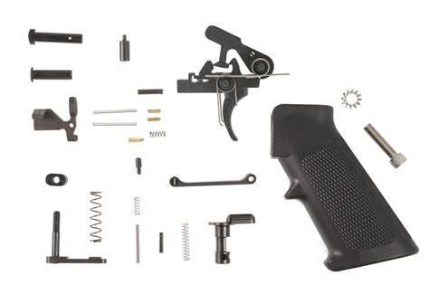 Rock-River-Arms Rock River Arms 2 Stage Trigger Lower Parts Kit.