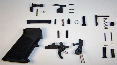Rock-River-Arms Rock River Arms 22 Conversion Kit.
