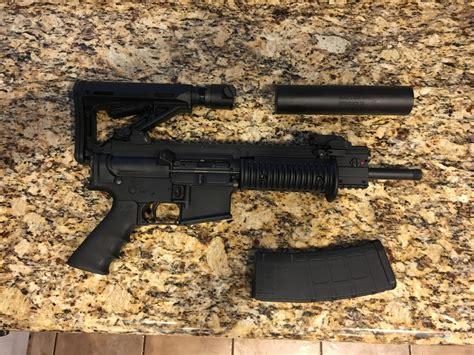 Rock-River-Arms Rock River Arms 300 Blackout Pistol