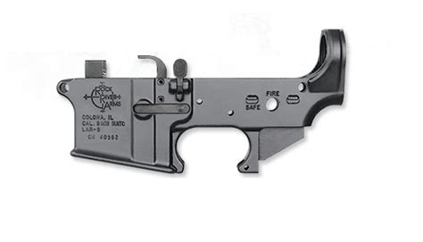 Rock-River-Arms Rock River Arms 9mm Lower Receiver.