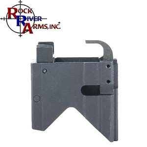 Rock-River-Arms Rock River Arms 9mm Magwell Conversion Block Review.