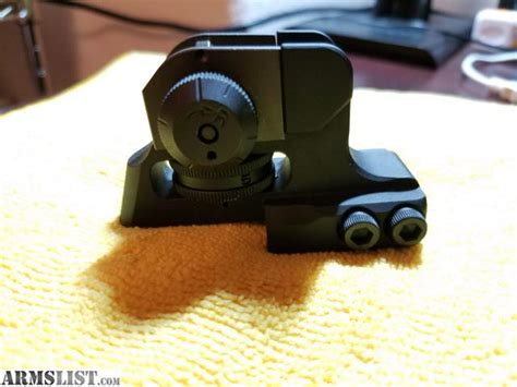 Rock-River-Arms Rock River Arms A2 Rear Sight.
