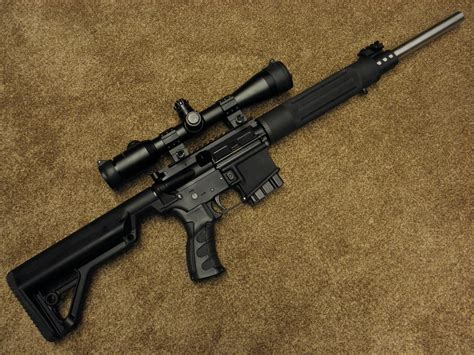 Rock-River-Arms Rock River Arms Ar 15 Rifle.