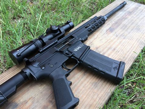 Rock-River-Arms Rock River Arms Ar-15 9mm Review.
