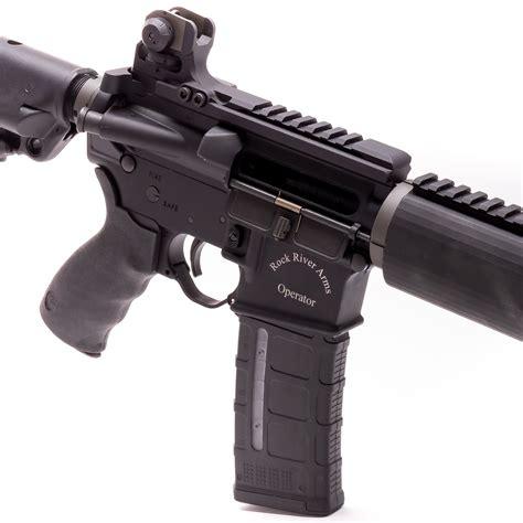 Rock-River-Arms Rock River Arms Lar 15 Operator.