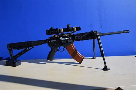 Rock-River-Arms Rock River Arms Lar-47 Delta Carbine