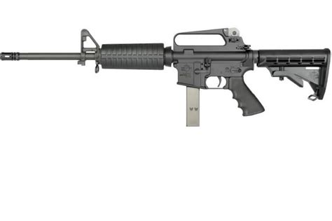 Rock-River-Arms Rock River Arms Lar-9 9mm Carbine Rifle.
