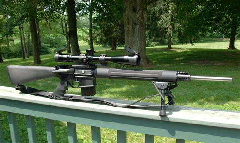 Rock-River-Arms Rock River Arms Predator Pursuit Accuracy.