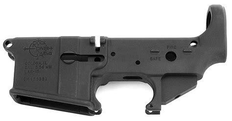 Rock-River-Arms Rock River Arms Stripped Lower Review.