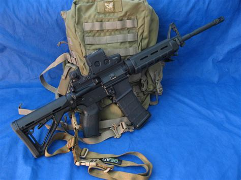 Rock-River-Arms Rock River Arms Tactical Ar-15.