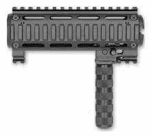 Gunkeyword Rock River Arms Vertical Grip.