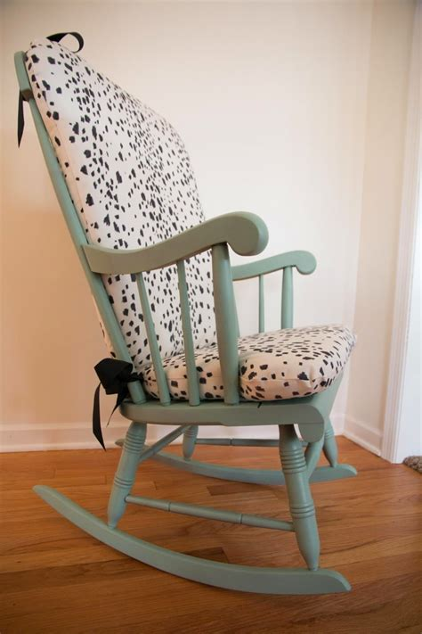 Rocking Chair Cushion Diy