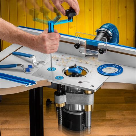 Rockler Router Lift