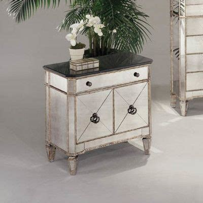 Roehl Small Mirrored 1 Drawer Chest