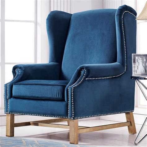 Roffe Wingback Chair