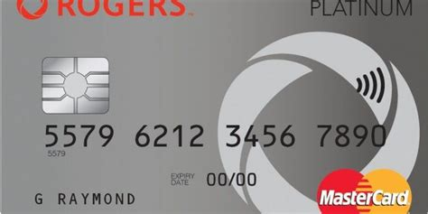 Credit Card Authorized User Hard Pull Rogers Platinum Mastercard Credit Card Review Greedyrates