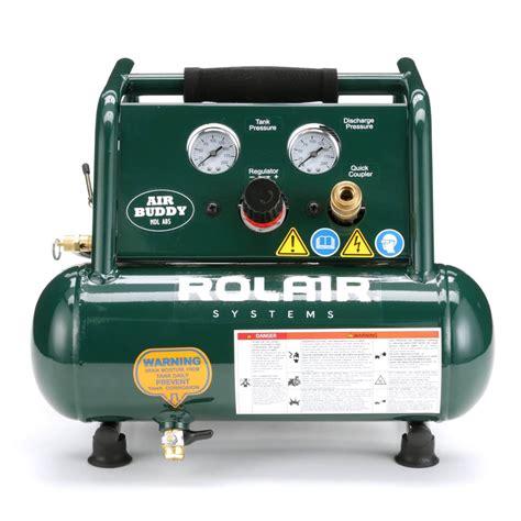 Rolair Quiet Compressor