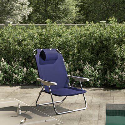 Ronald Reclining Beach Chair