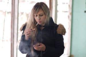 Rookgeur Uit Kamer