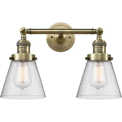 Roquefort 2-Light Vanity Light
