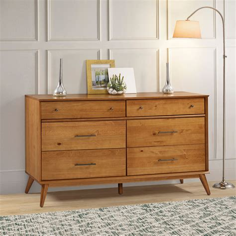 Rosaline 6 Drawer Dresser