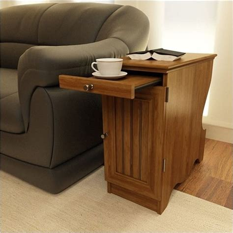 Rosenblatt End Table with Storage