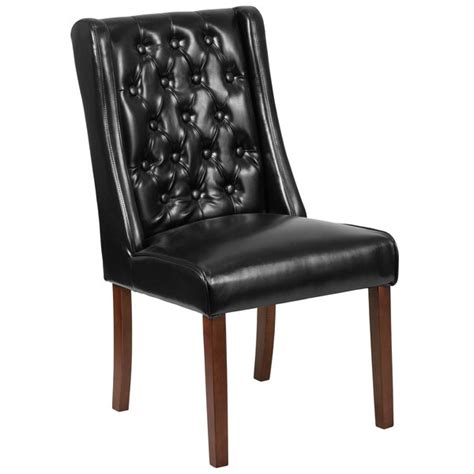 Rotterdam Panel Back Upholstered Dining Chair