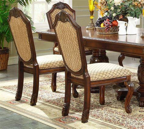 Rotterdam Traditional Upholstered Dining Chair